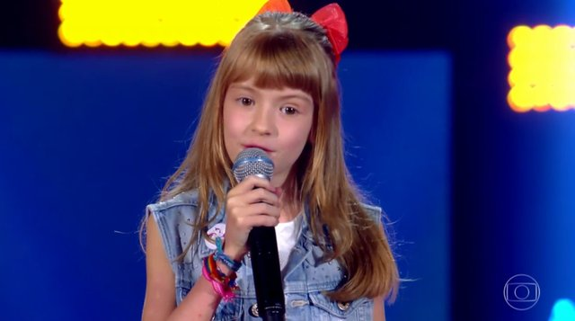 Tita Soll do The voice kids