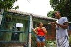Marlise (E) ficou sem a consulta que havia sido agendada (Agencia RBS/Lauro Alves)