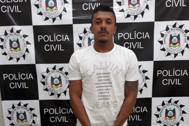 Operação Cúpula em Santa Cruz do Sul, no Vale do Rio Pardo. Preso Cássio Alves
