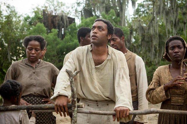 12 anos de escravidão, filme com Chiwetel Ejiofor