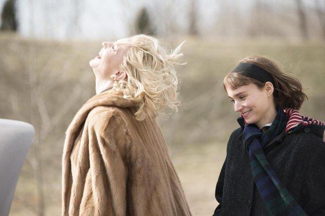 Carol, filme, Cate Blanchett e Rooney Mara