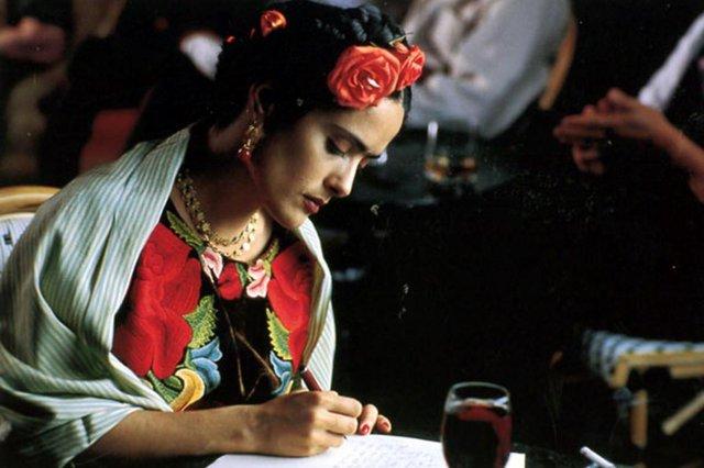 Salma Hayek em Frida