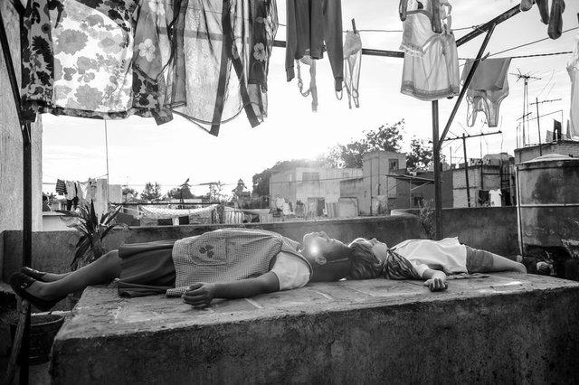 roma, filme de Alfonso Cuarón