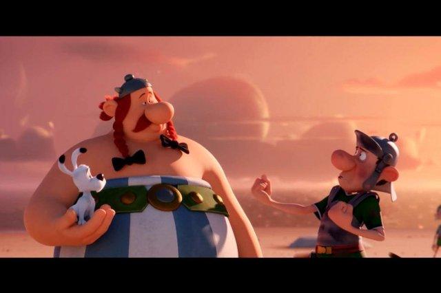 Astérix e o Segredo da Poção Mágica, filme de Louis Clichy e Alexandre Astier