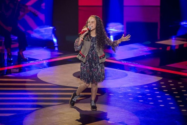 the voice kids, luiza barbosa.