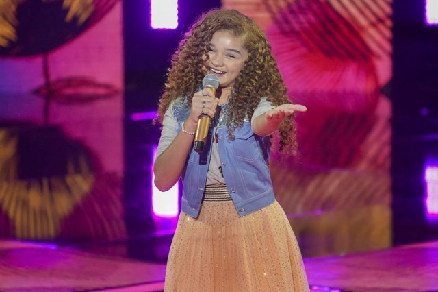 the voice kids, raylla araújo.