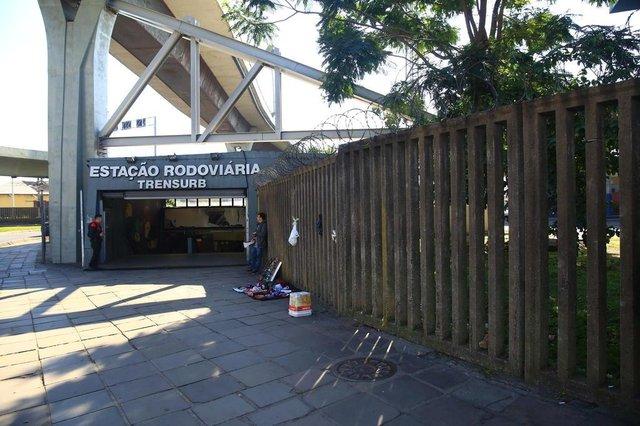 PORTO ALEGRE -RS - BR - 20.05.2019Pontos que devem mudar com a licitação da Rodoviária.FOTÓGRAFO: TADEU VILANI AGÊNCIA RBS Editoria Diário Gaúcho