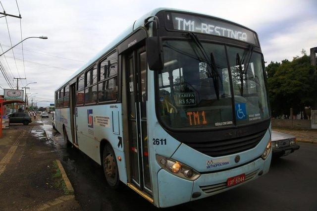 RESTINGA, RS, BRASIL, 19/06/2019- Reportagem especial sobre os 25 anos de existência da linha TM1, que liga a Região Metropolitana (POA, Alvorada, Viamão, Cachoeirinha, Canoas).(FOTOGRAFO: TADEU VILANI / AGENCIA RBS)