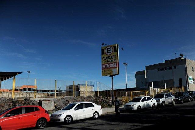 CAXIAS DO SUL, RS, BRASIL, 02/07/2019Depois de meses fechado, o estacionamento doAeroporto Regional Hugo Cantergiani, de Caxias deve voltar a operar, administrado pela empresa caxiense Concept Parking(Lucas Amorelli/Agência RBS)