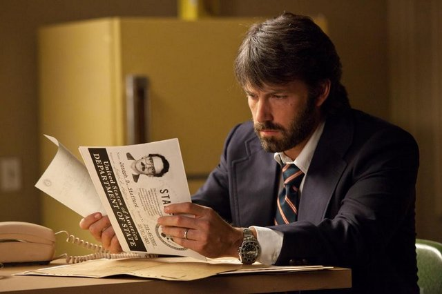 Cena do filme Argo, de Ben Affleck