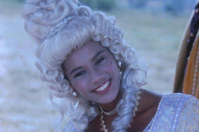 Primeiro papel de destaque de Taís Araújo, na novela Xica da Silva(1997), daManchete.#PÁGINA:05PASTA: 78445 Fotógrafo: BD ZH