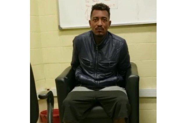 Vinicius Soares dos Santos, Nego Vini, bautor de tentativa de homicídio contra o empresário Diogo Joel Jagnow