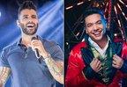 Gusttavo Lima e Wesley Safadão: treta nas redes (Instagram/Reprodução)