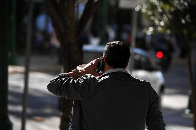 CAXIAS DO SUL, RS, BRASIL 13/08/2018ROUBO A PEDESTRE: caiu 20% o número de assaltos a pedestres nos primeiros sete meses de 2018. (Felipe Nyland/Agência RBS)