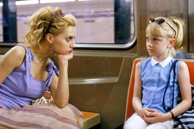 Filme Grande Menina, Pequena Mulher, de Boaz Yakin, com Brittany Murphy.
