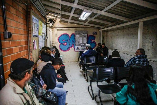 PORTO ALEGRE, RS, BRASIL, 21/08/2019: Saúde no Extremo-Sul de Porto Alegre - reclamações dos moradores do extremo-sul de Porto Alegre em relação ao atendimento dos postos de saúde/falta de profissionais.  (Foto: Omar Freitas / Agência RBS)Indexador: NGS