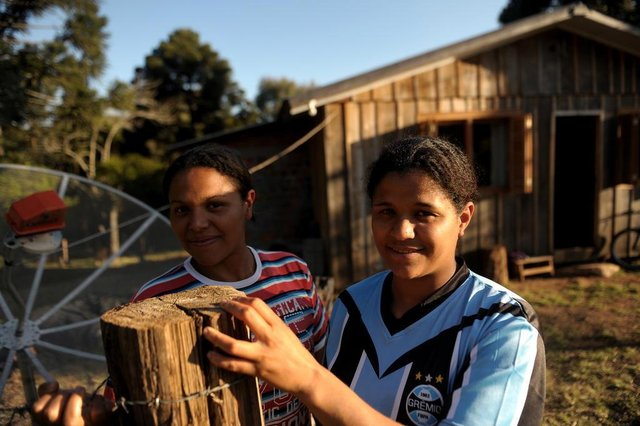 CAXIAS DO SUL, RS, BRASIL, 26/08/2019 A comunidade Mato Grande, no município de Muitos Capões, recebeu o Certificado de Autodefinição como Remanescente dos Quilombos, concedido pela Fundação Cultural Palmares.(Lucas Amorelli/Agência RBS)