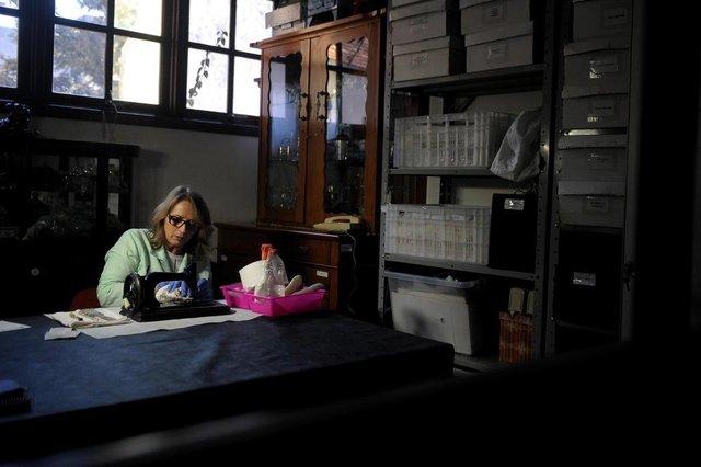 CAXIAS DO SUL, RS, BRASIL, 03/09/2019Para o caderno ALMANAQUE, museu municipal de Caxias e seu acervo. (Lucas Amorelli/Agência RBS)