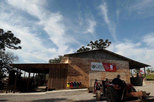 CAXIAS DO SUL, RS, BRASIL, 09/09/2019Inauguração do Centro veterinário Murialdo em Ana Rech. (Lucas Amorelli/Agência RBS)