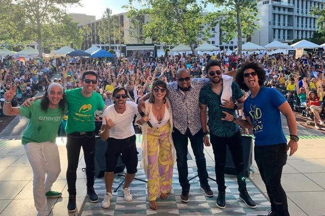 brazilian day, claus e vanessa, nova york