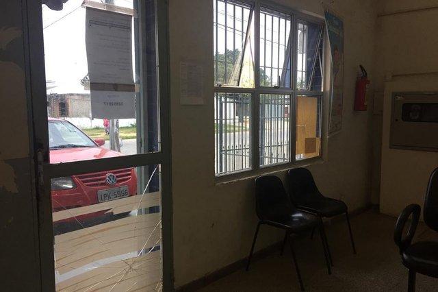 Situação dos prédios dos Conselhos Tutelares de Porto Alegre. Na foto, unidade da Microrregião 7, na Restinga.