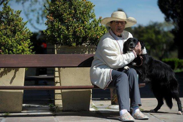 BENTO GONÇALVES, 24/09/2019Lar do AnciãoVictoria Lazzaroto Gréggio, 87 anos(Lucas Amorelli/Agência RBS)