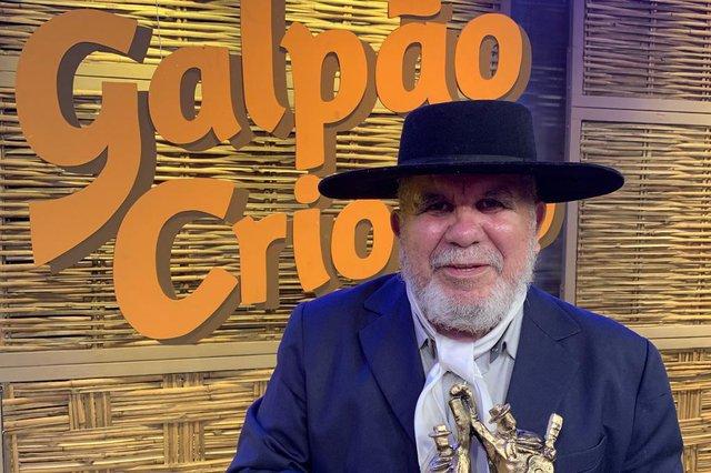 Especial Bagre Fagundes - 80 anos , RBS TV