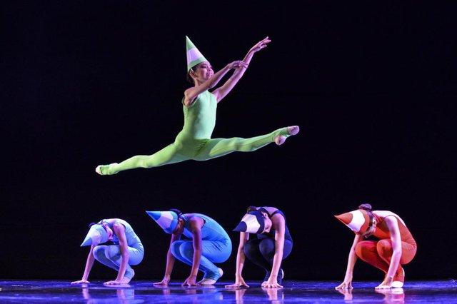 Bento em Dança - Escola de Dança Ballerina (Alegrete)