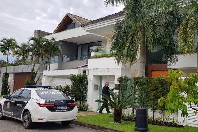 Polícia Civil do RJ prende empresário suspeito de aplicar golpe contra servidores