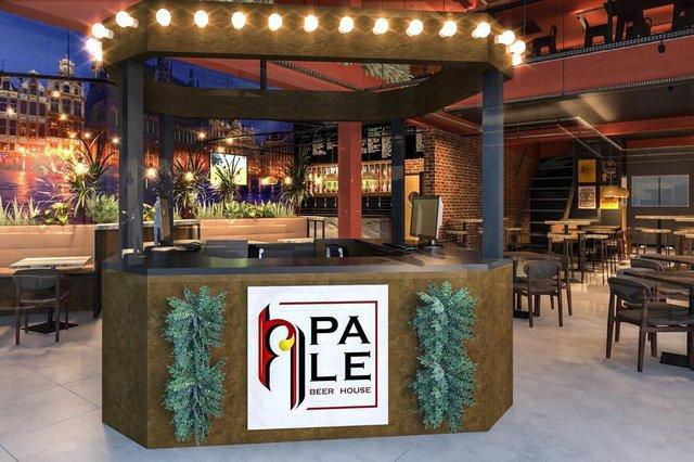 Pub com temática belga, Pale Beer House abre em Caxias