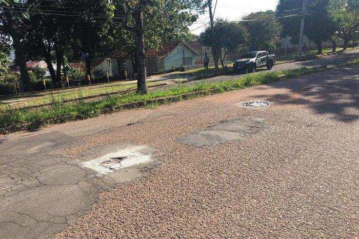 Secretaria também afirma que um trabalho de reestruturação das ruas e avenidas deve começar este ano