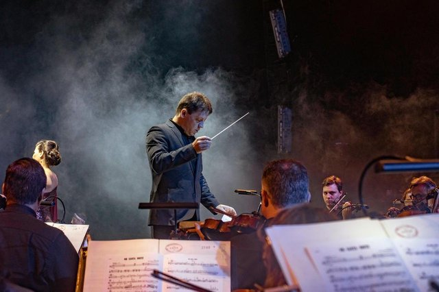 orquestra de câmara theatro são pedro.