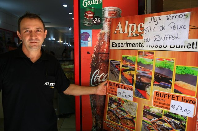 PORTO ALEGRE, RS, BRASIL,09/12/2019- Preço da carne. (FOTOGRAFO: TADEU VILANI / AGENCIA RBS)