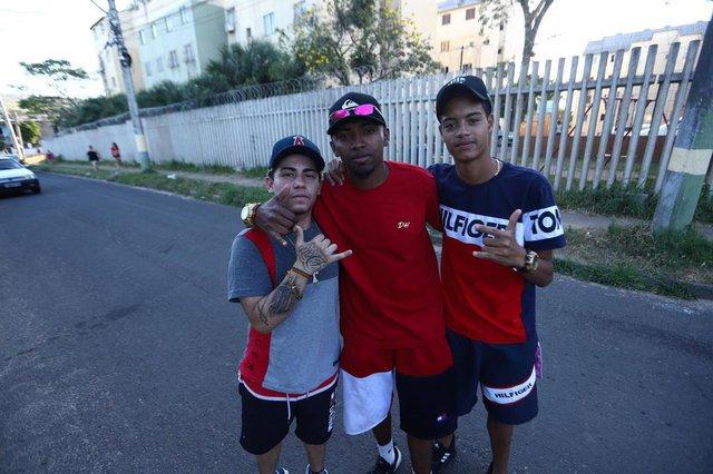 Bruno Reis e MC Ticolé