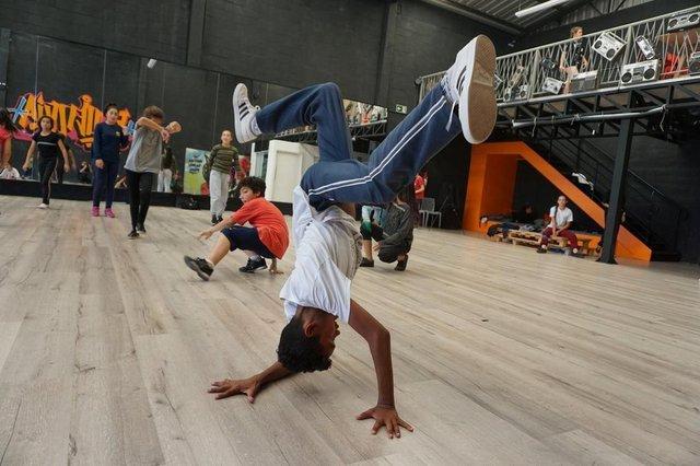 Fluência Casa Hip Hop, em Caxias do Sul, oferece cursos gratuitos