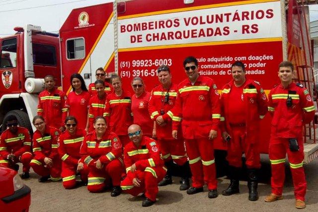 bombeiros voluntários , bombeiros voluntários de charqueadas , charqueadas, spn, seu problema é nosso, sede, construção, vaquinha, doações<!-- NICAID(14411770) -->
