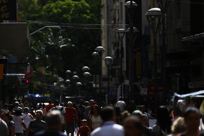 Centro Histórico é o bairro com maior número de assaltos a pedestres em Porto Alegre