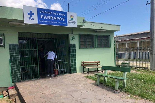 PORTO ALEGRE, RS, BRASIL, 06/03/2020- Raio X dos postos: Farrapos  (Foto:Francine Silva / Agencia RBS<!-- NICAID(14442787) -->