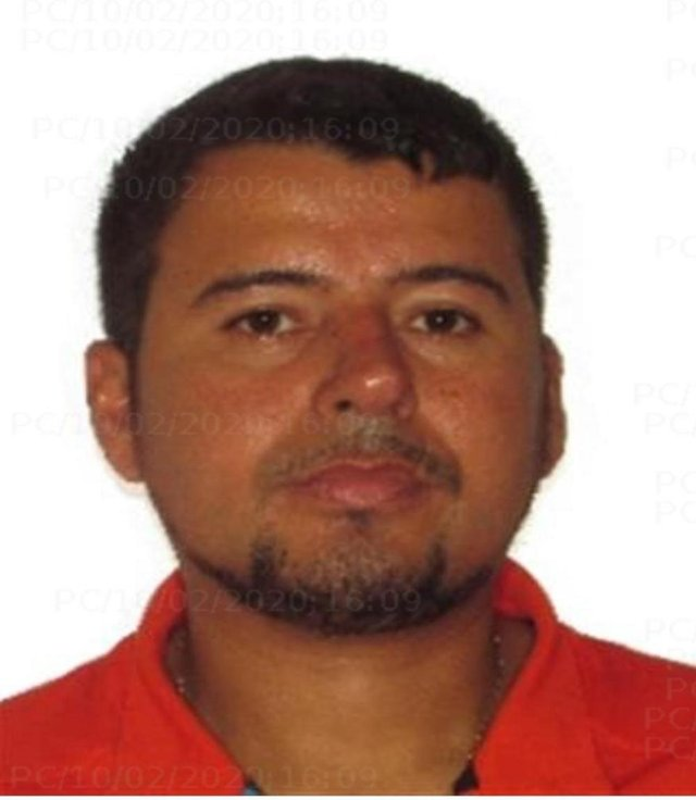 Valdeci Oliveira da Silva, 39 anos, foragido pelo assassinato de Andrew Fagundes dos Santos, 25 anos, encontrado morto no estacionamento do Hospital São Lucas da PUCRS. As imagens foram divulgadas pela Polícia Civil.<!-- NICAID(14414278) -->