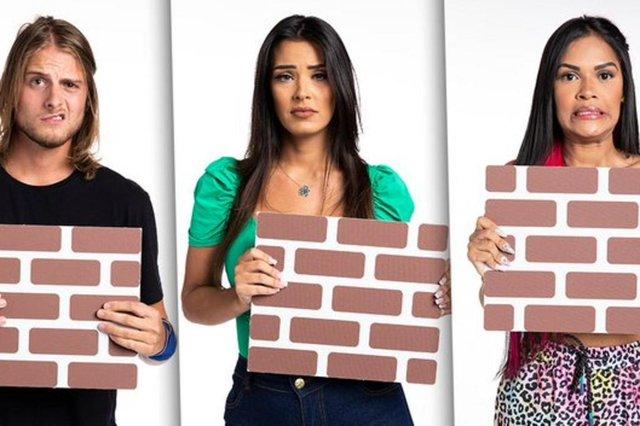 BBB 20: Daniel, Flayslane e Ivy estão no paredão desta semana<!-- NICAID(14458531) -->