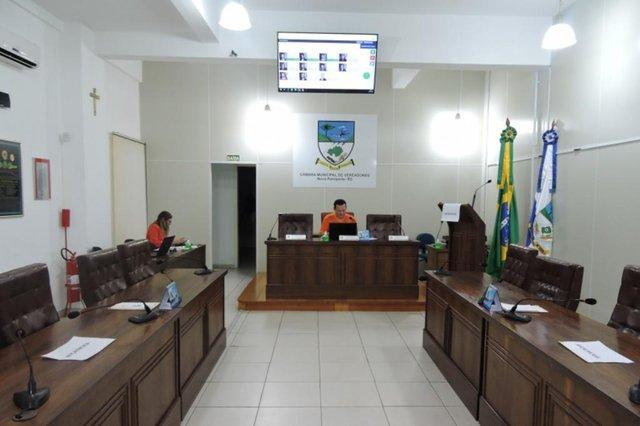 Sessão virtual na Câmara de Vereadores de Nova Petrópolis<!-- NICAID(14461586) -->