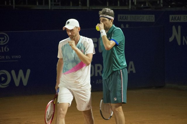 Tenista caxiense Marcelo Demoliner sonha com Jogos Olímpicos de Tóquio.<!-- NICAID(14468664) -->