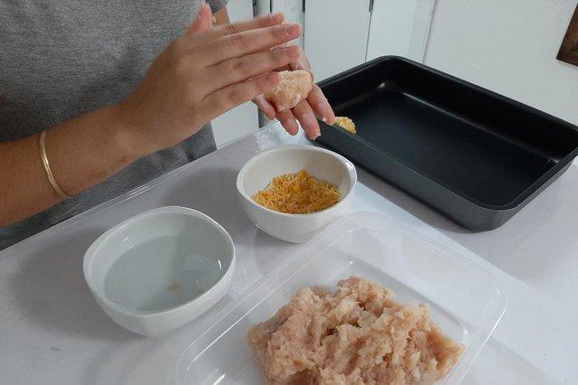 Receita do Leitor, nuggets caseiro, nuggets de frango, Yasmin Ferrari, Osório, receita fácil<!-- NICAID(14468774) -->