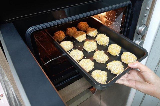 Receita do Leitor, nuggets caseiro, nuggets de frango, Yasmin Ferrari, Osório, receita fácil<!-- NICAID(14468775) -->