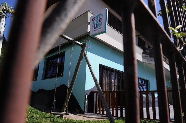 CAXIAS DO SUL, RS, BRASIL, 24/04/2020 - Em meio as dificuldades enfrentadas pelo setor das escolas infantis, por conta do decreto para combater a pandemia de coronavírus, a Cataventura Escola Infantil cria consultoria pedagógica online para ajudar pais no período de isolamento social. Atendimentos iniciaram há cerca de quinze dias. (Marcelo Casagrande/Agência RBS)<!-- NICAID(14485383) -->