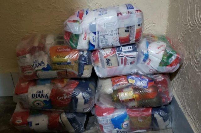 Seu Problema é Nosso, Maria da Graça Gomes Paiva, festa de aniversário, cestas básicas, campanha<!-- NICAID(14503450) -->