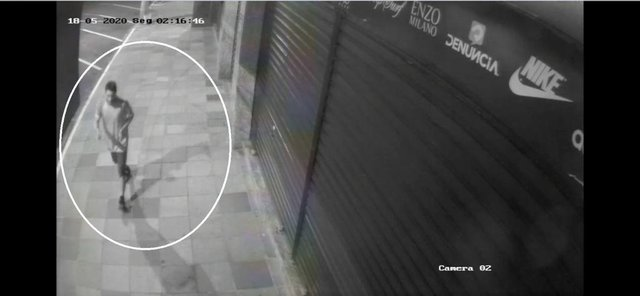 SAPUCAIA DO SUL, RS, BRASIL, 03/06/2020-  Homem é preso por suspeita de ter ateado fogo em morador de rua no dia 18 de maio. Foto: Reprodução / Polícia Civil<!-- NICAID(14514051) -->