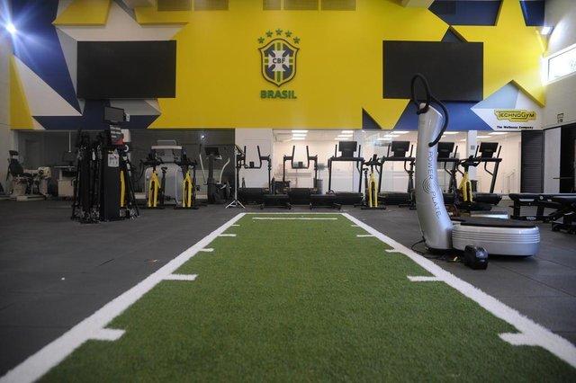 TERESÓPOLIS, RJ, BRASIL (04/04/2019)Visita nas instalações do centro de treinamento da CBF em Teresópolis, RJ. (Antonio Valiente/Agência RBS)<!-- NICAID(14025304) -->