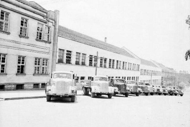 Industrail Madeireira na Rua Marechal Floriano, em meados dos anos 1950.<!-- NICAID(12027614) -->