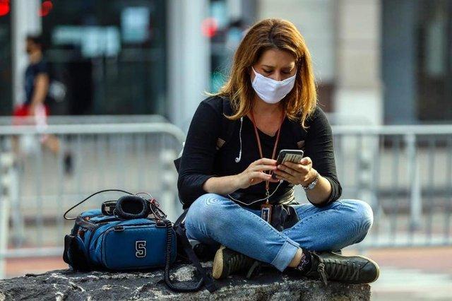 Carolina Cimenti, repórter, correspondente internacional, Globo<!-- NICAID(14529388) -->